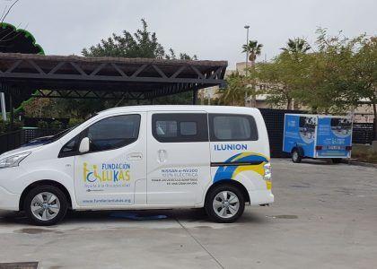 Tenemos el primer coche homologado, eléctrico y adaptado de España