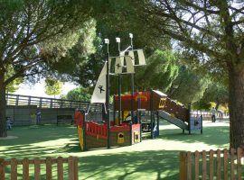 Más parques de integración en Madrid y Alicante