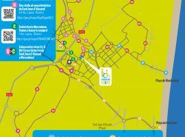 New adapted bike routes in Alicante