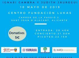 Concierto 10º Aniversario en Alicante