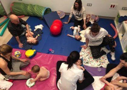 Segundo programa de estimulación temprana y acuática