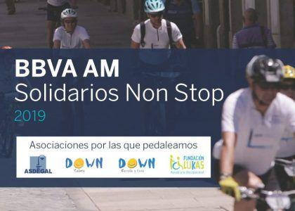 Pedalea por FLK en un Camino de Santiago Solidario