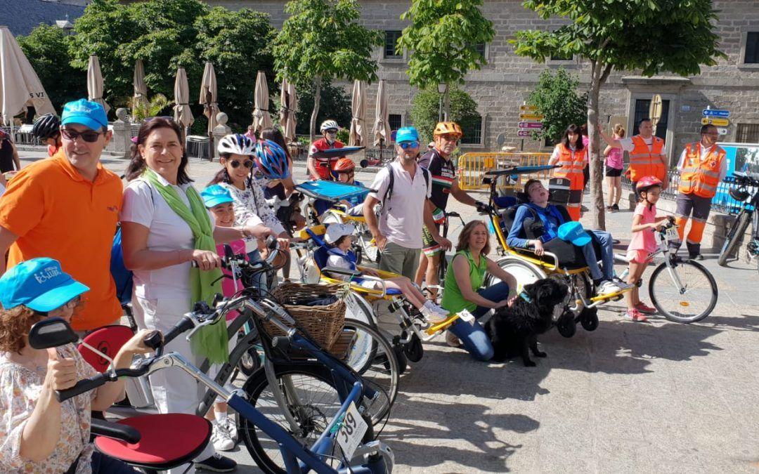 Día de la bicicleta en San Lorenzo
