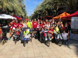 Participamos en la III Carrera Solidaria Eliminando Barreras
