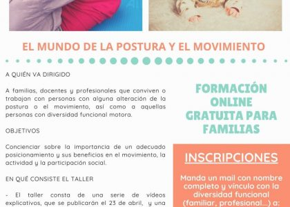 Formación Online para familias