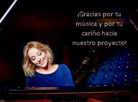 Disfruta del concierto solidario de Judith Jáuregui en Instagram