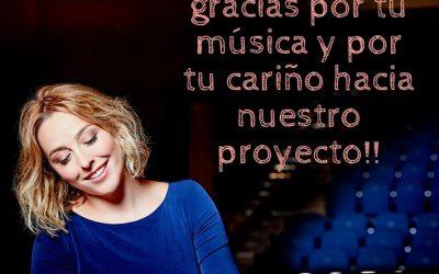 Enjoy the solidarity concert of Judith Jáuregui on Instagram