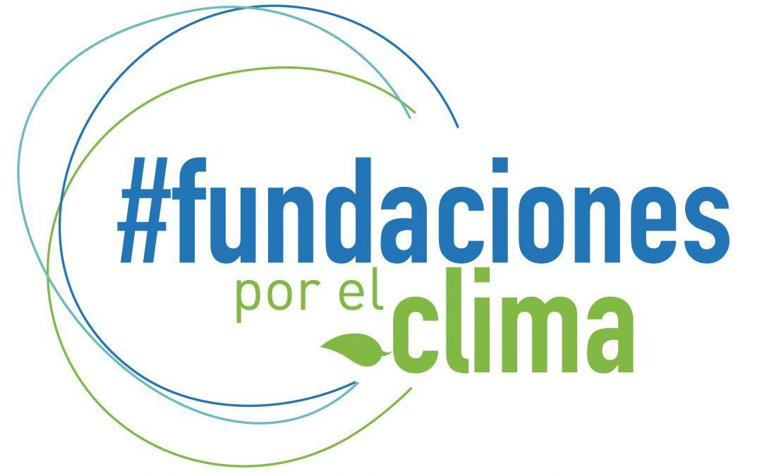 Nos unimos al Pacto por el clima de las fundaciones españolas