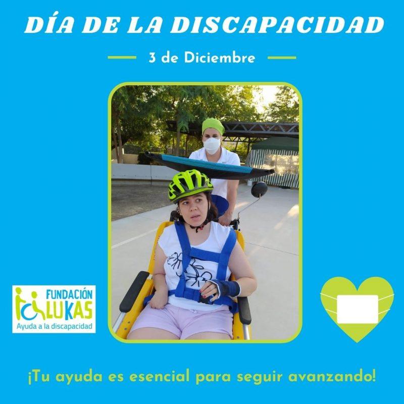¡Feliz Día de las personas con Discapacidad!