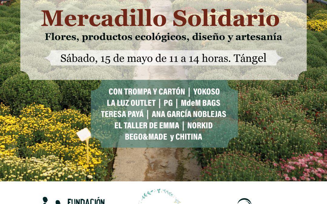 Felices de invitaros a este Mercadillo Solidario